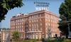 Stonewall Jackson Hotel - Staunton, VA: One-Night Stay with Pizza and Dining Credits at Stonewall Jackson Hotel in Staunton, VA