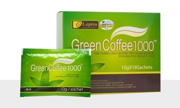 Green coffee bean extract and raspberry ketones diet