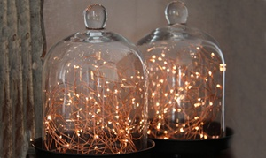 100-LED Warm White Copper String Lights at 100-LED Warm White Copper String Lights, plus 6.0% Cash Back from Ebates.