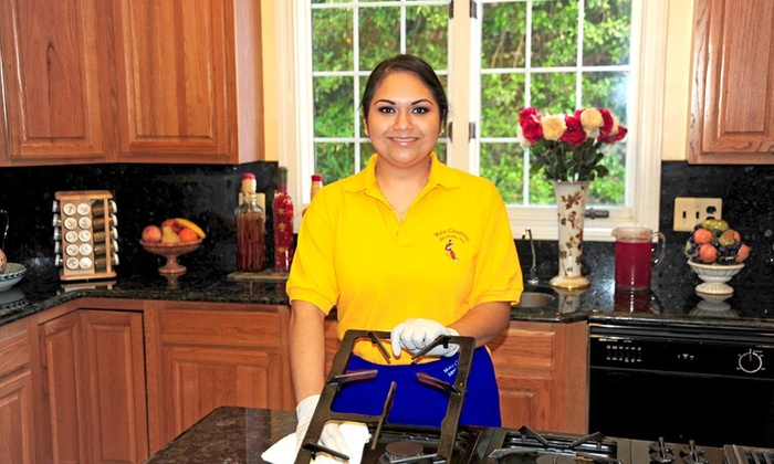 Maid Cleaning Service Inc - Washington DC: Three Hours of Cleaning Services from MAID CLEANING SERVICE INC (50% Off)