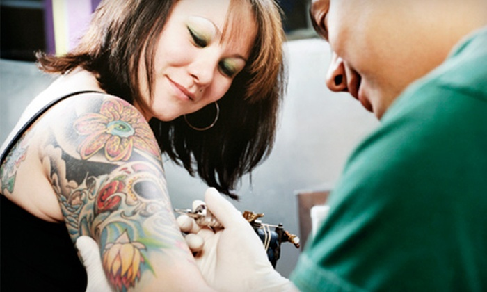 Dermagraphics at Lesley's - King Edward: Piercing or Tattooing Services at Dermagraphics at Lesley's