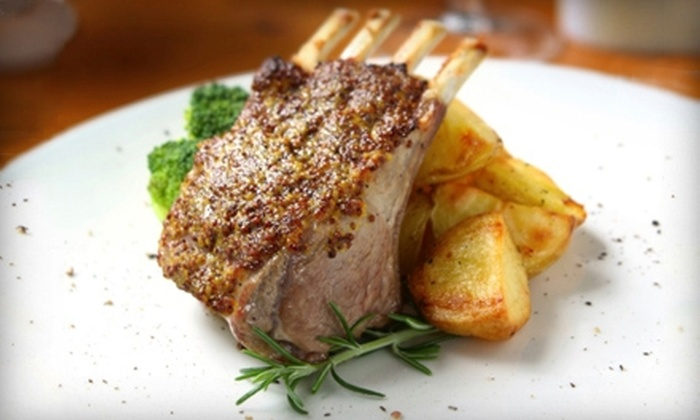 Georgetowne Inn - Pittsburgh: $25 for $50 Worth of Steak and Seafood at Georgetowne Inn