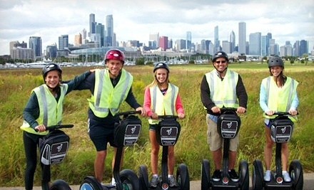 Segway Experience of Chicago - Segway Experience of Chicago in Chicago