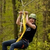 Up To 51% Off Zipline Tours for Three in Stevens