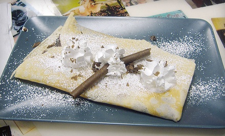 $20 Groupon to Rockin Crepes - Rockin Crepes in Huntington Beach
