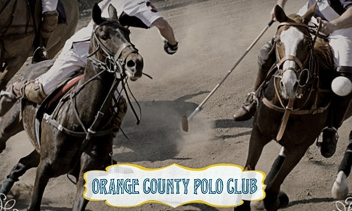 Orange County Polo Club - Trabuco: $35 for a One-Hour Small Group Polo Lesson at Orange County Polo Club ($99 Value)