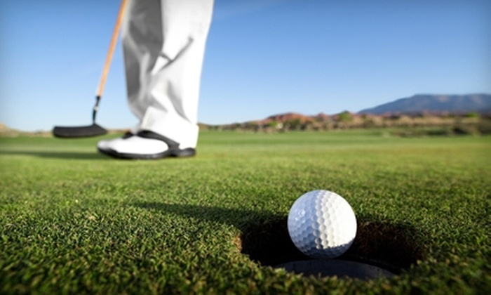 Twin Brooks Golf Course - Barnstable Town: $69 for Four Rounds of Golf at Twin Brooks Golf Course (Up to $140 Value) in Hyannis