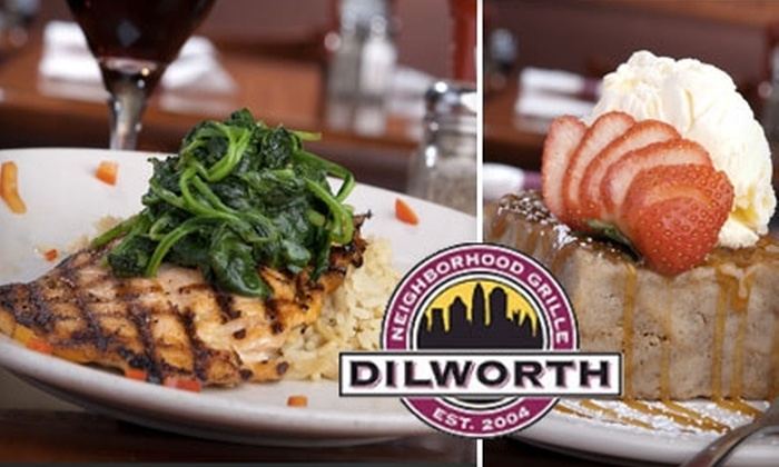 Dilworth Neighborhood Grille - Dilworth: $15 for $30 Worth of Pub Fare and Drinks at Dilworth Neighborhood Grille