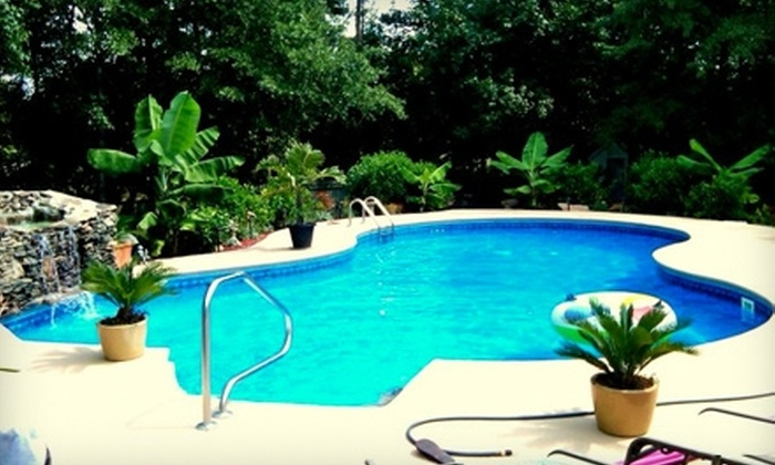 J&M Pool Services - Lindridge - Martin Manor: $125 for a Pool Opening from J&M Pool Services (Up to $275 Value)