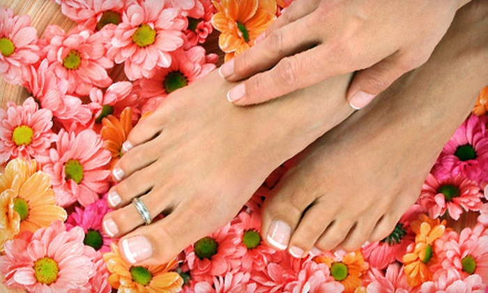 Rejuvenation Ranch - Crowley: Spa Package with Swedish Massage and Body Wrap or Signature Mani-Pedi at Rejuvenation Ranch in Crowley (Up to 55% Off)