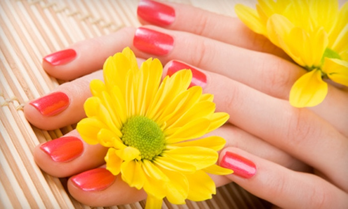 Tranquility Skin Spa - Itasca: $35 for Two No-Chip Manicures at Tranquility Skin Spa in Itasca ($70 Value)