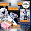 Astronaut Ice Cream 6-Piece Sampler