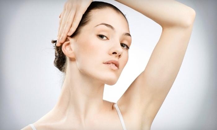 Splendid Skin Medspa - East Louisville: Laser Hair Removal at Splendid Skin Medspa. Three Options Available.