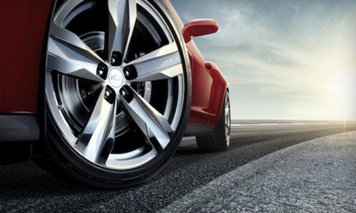 Connecticut International Auto Show - Downtown: $10 for Outing for Two to the Connecticut International Auto Show at the Connecticut Convention Center (Up to $20 Value)