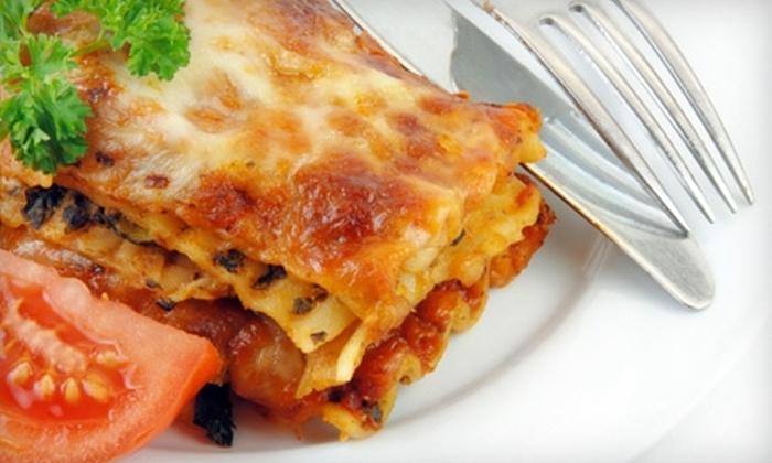 Ciro's Italian Grill - Memorial: $15 for $30 Worth of Italian Comfort Fare at Ciro's Italian Grill