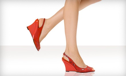 Heel Repair for 1 Pair of Women's Shoes or 1 Pair of Men's Dress Shoes (up to a $19 value) - Rays Alterations & Shoe Repair in Houston