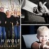 Noah Wolf DBA Bright Side Portraits Inc. - Central: $65 for Two Professional Photography Packages from Noah Wolf Photography ($1,070 Value)