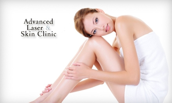 Advanced Laser & Skin Clinic - Seattle: $99 for $650 Worth of Laser Hair Removal and Skin-Rejuvenation Packages at Advanced Laser & Skin Clinic in South Tacoma