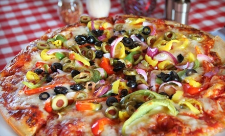 $14 Groupon to Gracie's Pizza - Gracie's Pizza in Powell