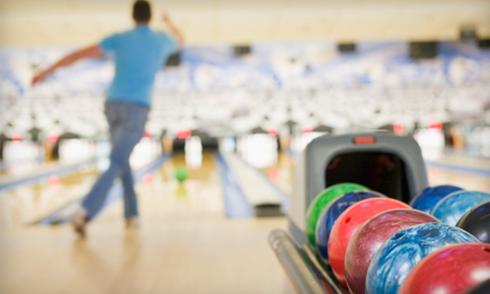 Holiday Bowl Chattanooga - Multiple Locations: $12 for a Bowling Night for Two at Holiday Bowl ($24 Value)