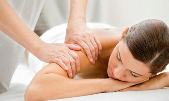 Escapar Massage - Washington Park: One or Two Custom 80-Minute Massages at Escapar Massage