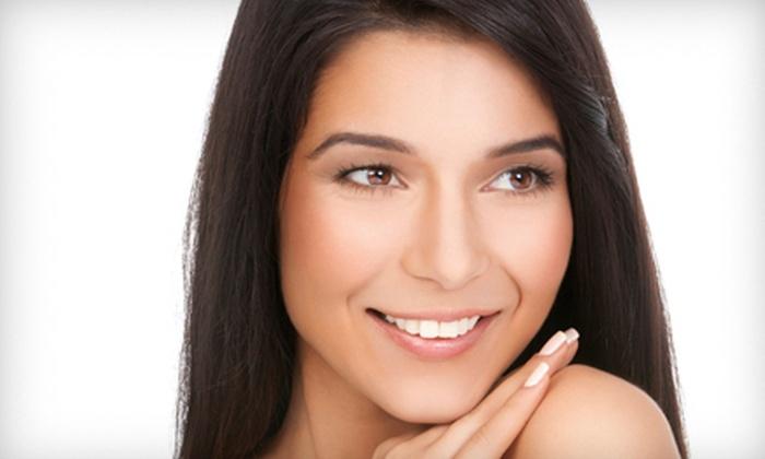 Hello Beautiful Skin - Santa Rosa: One or Three 60-Minute AHA Resurfacing Facials at Hello Beautiful Skin (Up to 56% Off)