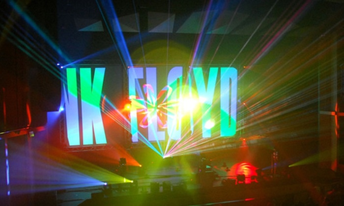 The Pink Floyd Laser Spectacular - Uptown: One Ticket to See The Pink Floyd Laser Spectacular at Fillmore Auditorium on Friday, October 14. Doors open 7:30 p.m., Show 8 p.m. (Up to $35 Value)