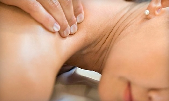 Randall Massage and Body Work - Spartanburg: $25 for a One-Hour Customized Massage at Randall Massage and Body Work (Up to $55 Value)