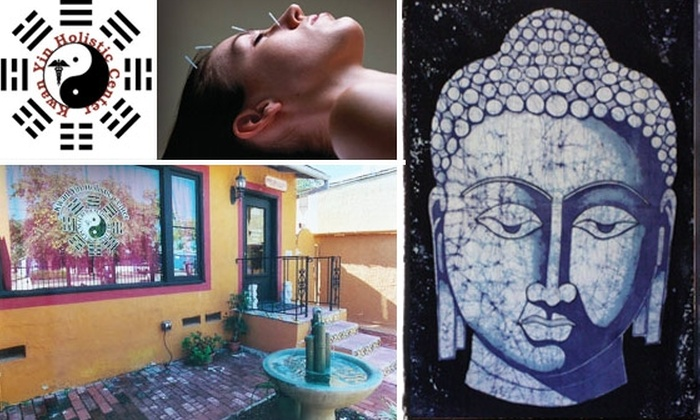 Kwan Yin Holistic Center - South Park: $40 Acupuncture Consultation and First Session from Kwan Yin Holistic Center ($125 Value)