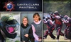 Paintball Tickets-Santa Clara Paintball - South San Jose: $30 for All-day Entry, Equipment, Limitless Air, and 250 Paintballs at Santa Clara Paintball (Up to a $60 Value)