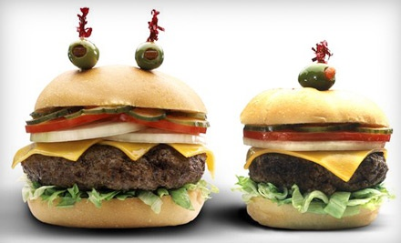 $16 Groupon for American Fare - Cheeburger Cheeburger  in Chattanooga