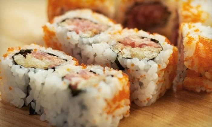 Teach Me Sushi - Upper East Side: $450 for Private In-Home Couples Sushi-Making Lesson from Teach Me Sushi ($900 Value)