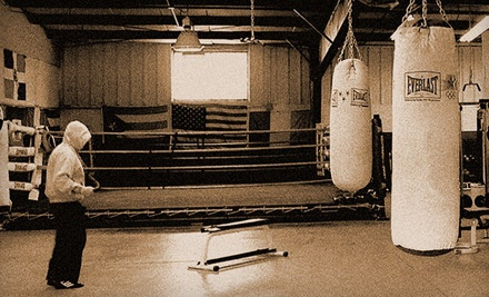 5 Boxing Classes with Equipment (a $60 value) - Royals Boxing Gym in Port Jefferson Station