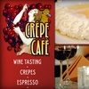 Half Off at Crêpe Cafe