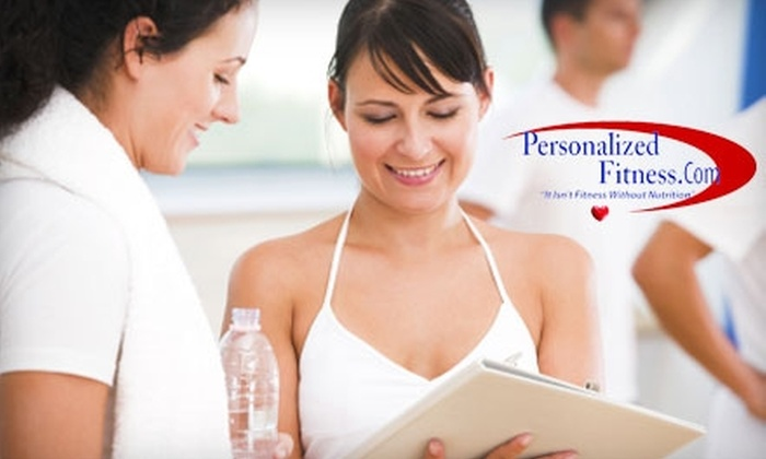Personalized Fitness - West Omaha: Cross-Training or Body-Combat Classes at Personalized Fitness. Choose Between Two Options.