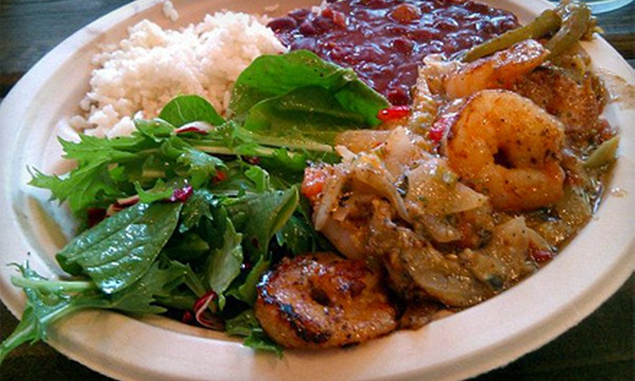 Parada 22 - The Haight: $10 for $20 Worth of Homestyle Puerto Rican Cuisine at Parada 22