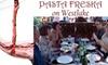 Pasta Freska - Westlake: $19 for $40 Worth of Savory, Customized Italian Dishes at Pasta Freska
