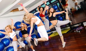 Viscaria Fitness: 10-Class Zumba Punchcard or One Month of Unlimited Classes at Viscaria Fitness (Up to 52% Off)