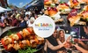 Up to 64% Off Admission to Taste The World Festival