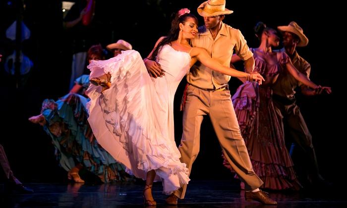 """""""Havana Rakatan"""" - New York City Center: """"Havana Rakatan"""" at New York City Center, Live Cuban Dance and Music, February 18-22 (Up to 33% Off)"""