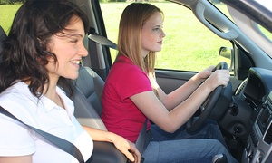 Drivers Ed Direct: $167 for Behind-the-Wheel Lesson and an Online Drivers Ed Course from  Drivers Ed Direct ($239 Value)