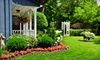 Perfect Cut Lawn and Landscape: Spring Lawn Cleanup with Fertilization and mowing, or Yard Mulching from Perfect Cut Lawn & Landscape (Up to 69% Off)