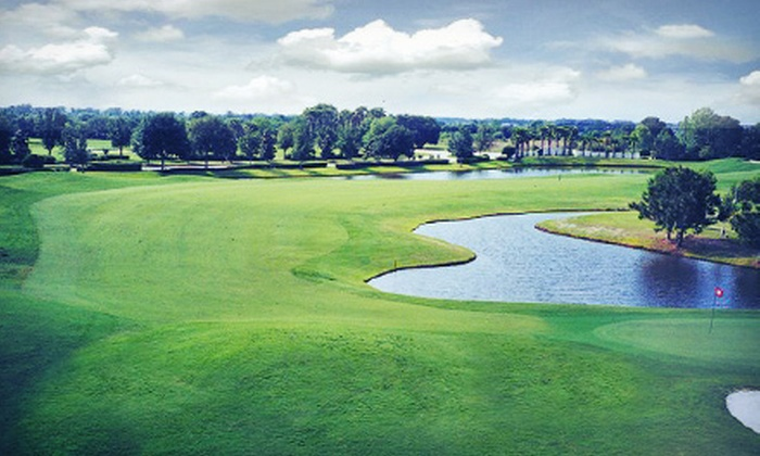 Remington Golf Club - Remington: $39.99 for a 36-Hole Golf Outing Including Lunch, Beer, and Range Balls at Remington Golf Club (Up to $104 Value)