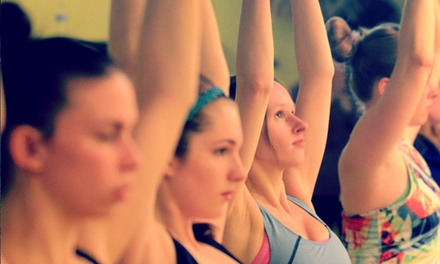 $50 for a 10-Class Package at Seva Yoga ($170 Value)