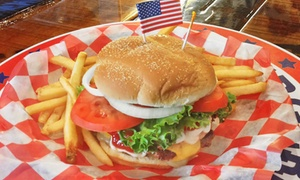 Beefcake Burgers: $18 for Three Groupons, Each Good for $10 Worth of Burgers and Shakes at Beefcake Burgers ($30 Value)