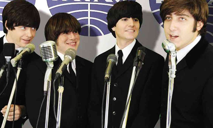 A Night Out with The Beatles Tribute Show  - Dixie Roadhouse: A Night Out with The Beatles Tribute Show on January 17 at 8:30 p.m.