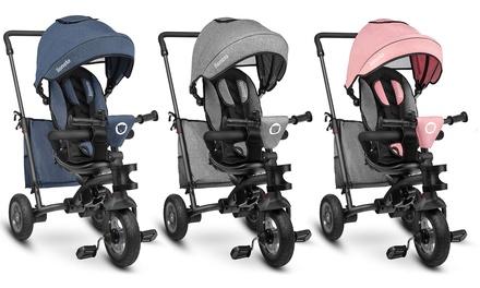 Carrito bicicleta de 3 ruedas para niños