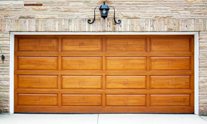 Carolina Garage Consultants - Piedmont Triad: $40 for a Garage-Door Tune-Up from Carolina Garage Consultants ($125 Value)