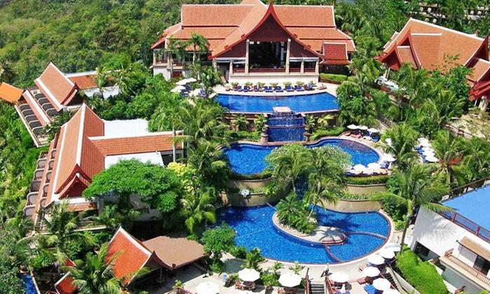 Thailand Vacation With Airfare In Bangkok  Groupon Getaways-4319