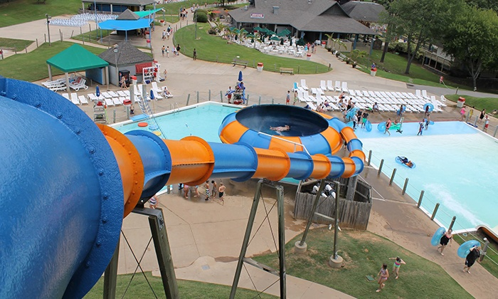 Wild River Country - North Little Rock: All-Day Water-Park Admission for Two to Wild River Country (Up to 42% Off). Two Options Available.